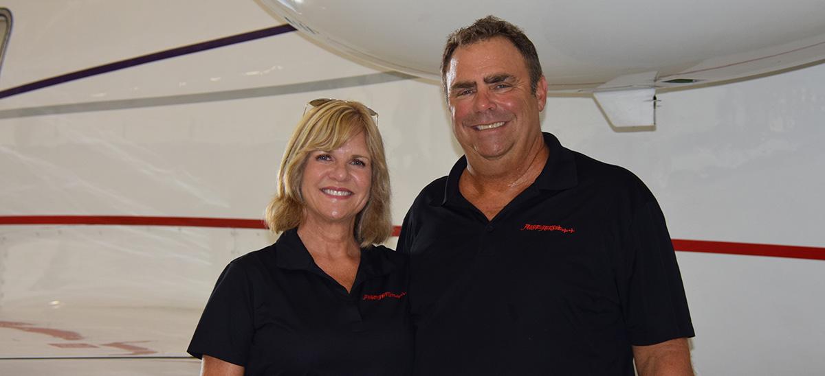 Bill & Debbie Damm